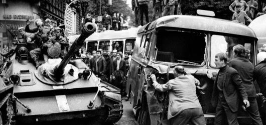 5 pražských výstav k výročí osudového roku 1968