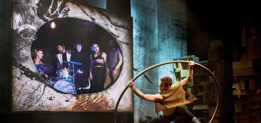 Na to nejlepší z nového cirkusu lákají na podzim Jatka78. Dorazí soubory z Česka i umělci ze zahraničí