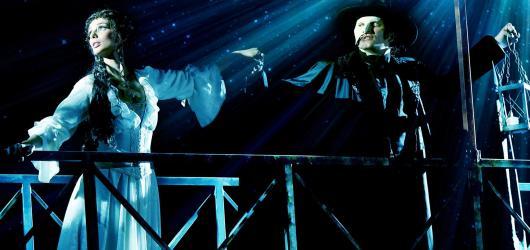 Fantom opery představil nové obsazení. K původním tvářím přibylo několik nováčků