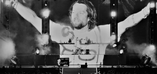 Populární Kryštof v novém videoklipu odkrývají zákulisí vyprodaného Strahova