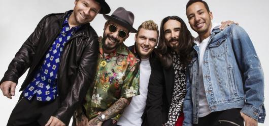 Backstreet Boys jsou zpět! Lákají na novou nahrávku i na velké halové turné