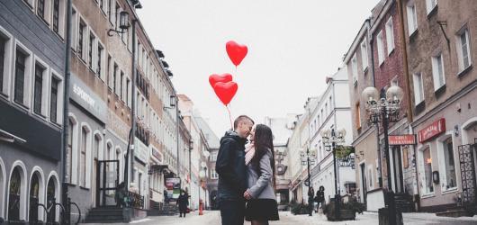 8 tipů, jak strávit den svatého Valentýna