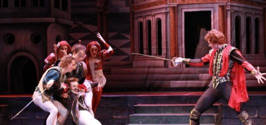 Moscow City Ballet v Praze představí Shakespearovu tragédii. Vyhrajte vstupenky na balet Romeo a Julie