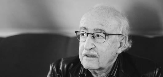 Zemřel Juraj Herz, režisér filmů Spalovač mrtvol či Petrolejové lampy
