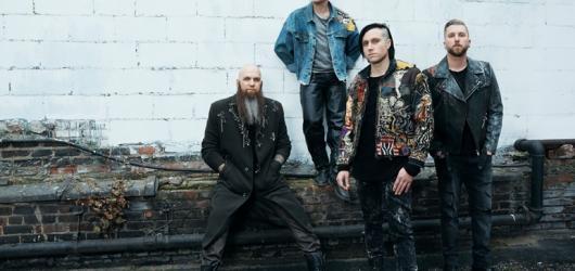 Kapela Three Days Grace oznámila pražský koncert. Představí na něm nové album Outsider