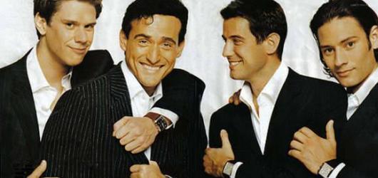 Il Divo vydávají novou desku a chystají se na pražský koncert