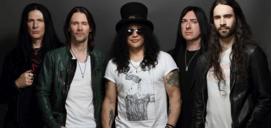 Slash ft. Myles Kennedy & The Conspirators se přiřítí i s novu deskou do O2 areny
