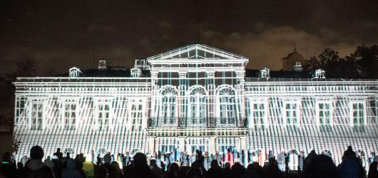 Víkendové akce v Praze: trezorové filmy, videomapping i exotická jídla