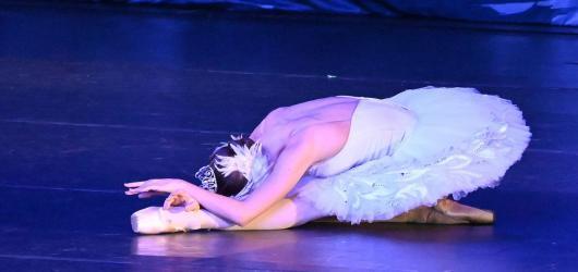 Royal Moscow Ballet přivezl do Prahy tradiční výpravné, ale i velmi živé Labutí jezero