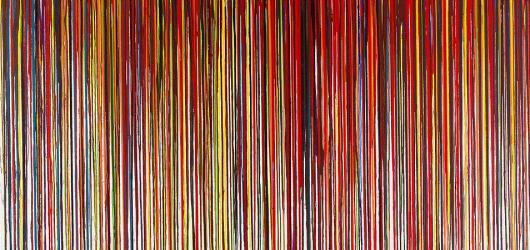 Letní výstavy u sousedů: Nitschova akční malba i realita východního Berlína