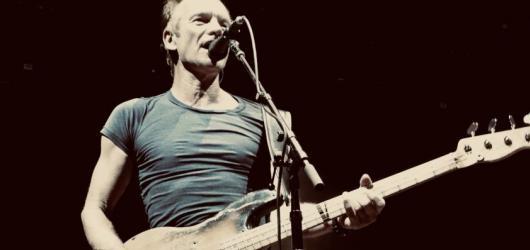 Sting do Slavkova nakonec nedorazí. Ze zdravotních důvodů se jeho koncert ruší
