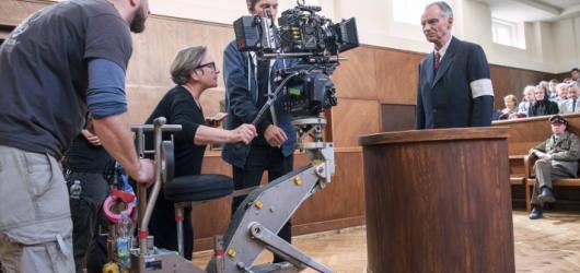Agnieszka Holland chystá snímek v hlavní roli s Ivanem Trojanem. Padla poslední klapka