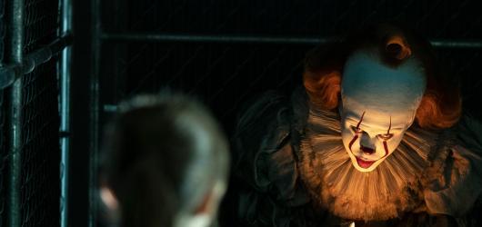 Představitel klauna Pennywise nevyloučil třetí pokračování hororové adaptace románu To