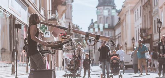 Pilsen Busking Fest přinese čtyři dny plné pouličního umění