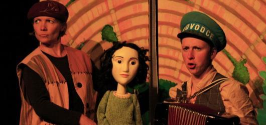 Divadlo Kampa nahrává Písničky z Cylindru