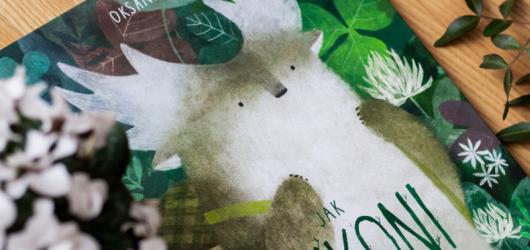 Jak tukoni zachránili strom: poetický příběh s nádhernými ilustracemi pro nejmenší čtenáře