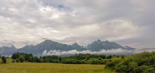 Tři krásné trasy ve Vysokých Tatrách pro průměrně zdatné turisty