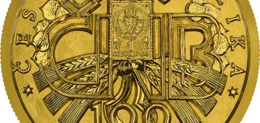 Historii česko-slovenské koruny mapuje výstava na Hradě. K vidění je i stomilionová zlatá mince