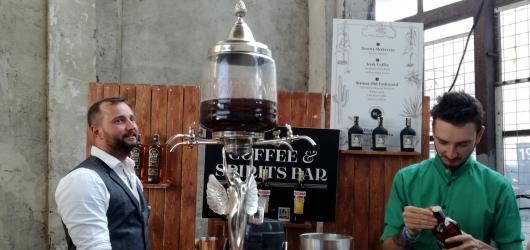 Fotoreport: Prague Coffee Festival nabídl nekončící ochutnávky kávy, workshopy i latté art