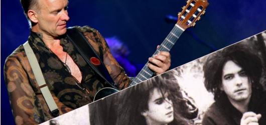 Hudební novinky, týden #13: Nesmrtelní The Cure, Stingova kompilace i rokenrol v muzeu