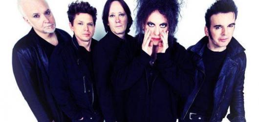 The Cure svoji čtyřicítku oslaví i na filmovém plátně