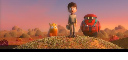 Willy a kouzelná planeta je podprůměrná animovaná pohádka bez jakékoliv originality