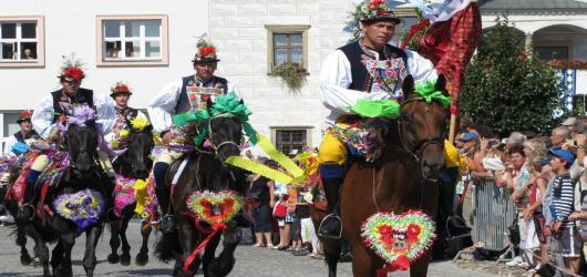 Největší jízdy králů v Česku