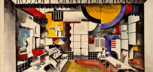 Nechte se obklopit avantgardou na výstavě Devětsilu v Domě U Kamenného zvonu