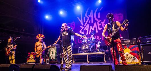 Punk\'s not dead. Visací Zámek a SPS vyrážejí na společné turné