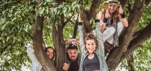 GAIA MESIAH se opět dere na povrh, v pražské Lucerně se chystá pokřtít své nové album