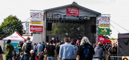 SOUTĚŽ: Vyhrajte vstupenky na červnový Badysfest v Nučicích u Prahy