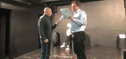Divadlo Kámen uvede lovestory podle románu Jáchyma Topola