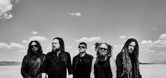 Korn se vrací do Česka i s novou nahrávkou. Doprovodí je Gojira