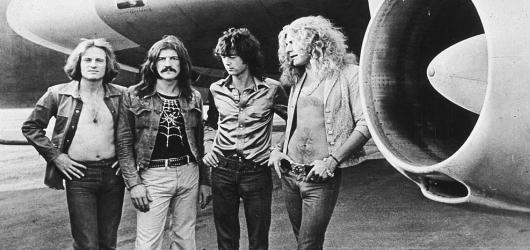 Legendární Led Zeppelin: od jejich debutového alba uběhlo 50 let
