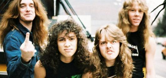 Klíčové momenty kariéry Metallicy aneb Jak její tvrdé jádro a tvrdá muzika měnily své okolí