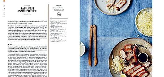 Japonské kuchařské umění v sedmi ingrediencích