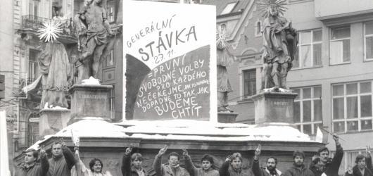 Sedmnáctým to nekončí. Oslavy k příležitosti výročí 17. listopadu v Brně