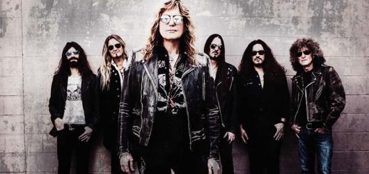 Legendy osmdesátých let společně na turné. Whitesnake zahrají s Europe v Brně
