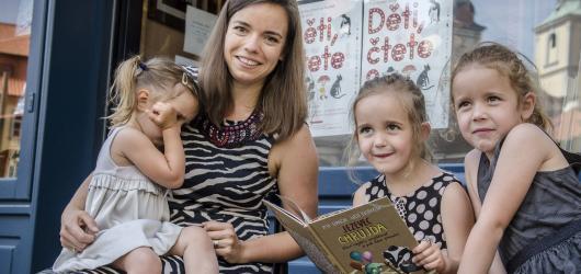Děti, čtete? Festival nabídne autorská čtení, divadelní představení i výtvarné dílny zdarma