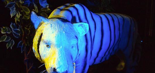 Čokoládový festival v Galerii Harfa nabízí sladkou zoo s dvěma desítkami exponátů