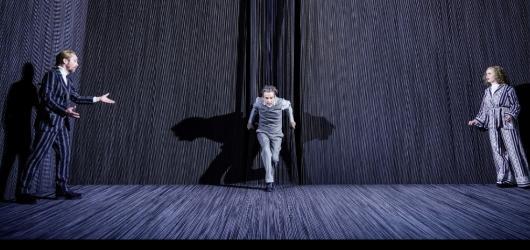 Hypnotický Misantrop zahájil Pražský divadelní festival německého jazyka