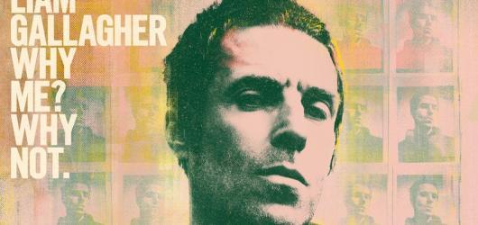 Liam Gallagher vydal nový singl Once. Říká, že je jeden z nejlepších, ale to nejlepší přitom bylo jen jednou