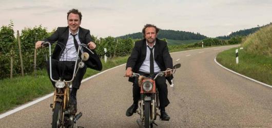 Sedmý den LFŠ: Mopedem z pohřbu přes celé Německo až k moři rychlostí 25 km/h (recenze)