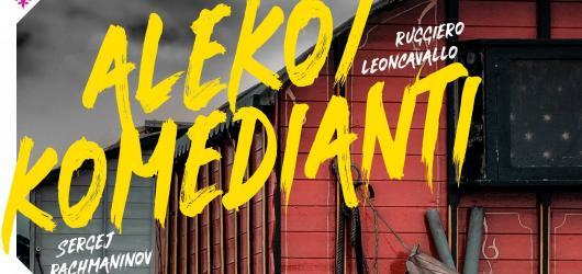 Opery Aleko/Komedianti Slezského divadla přinášejí esteticky skvěle zpracované vraždy