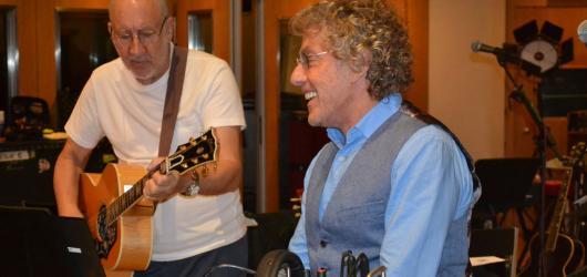 The Who pracují na nové desce po třinácti letech a vydají se na turné s orchestrem