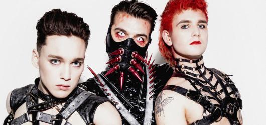 Finalisté Eurovize z Islandu přivezou do Prahy BDSM techno pop