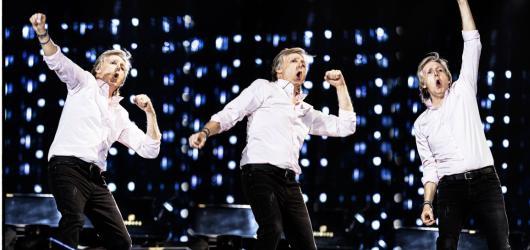 Paul McCartney se na stará kolena pustil do muzikálu. Chystá adaptaci filmu Život je krásný