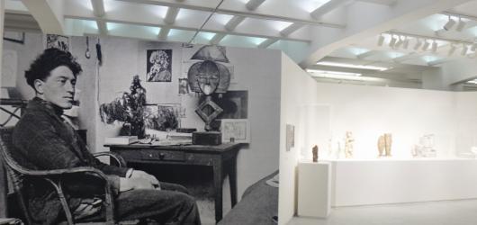 Inspirovaný i inspirující Alberto Giacometti. Rozsáhlou retrospektivu nabízí Veletržní palác