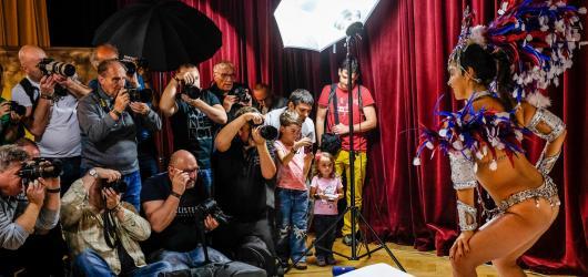 FOTOEXPO láká na fotografku olympiád i na odborné workshopy