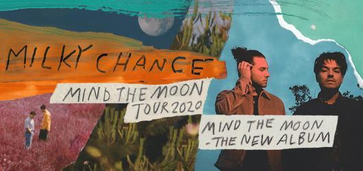 Milky Chance mixují několik hudebních žánrů dohromady. A dělají to velmi dobře